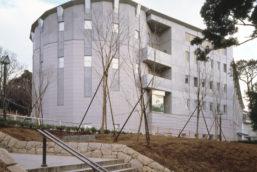 6-1.紙の博物館 外観写真